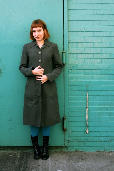 Sheila Heti, Author